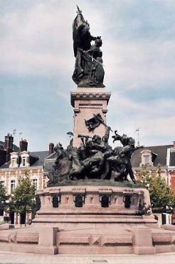 Monument St Quentin